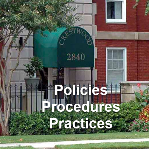 The Crestwood Policies, Procedures, Practices Document