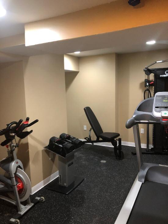 Crestwood Buckhead onsite gym