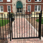 New Frontgate with Code at Crestwood