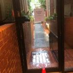 Crestwood North Backdoor Closed for Repair